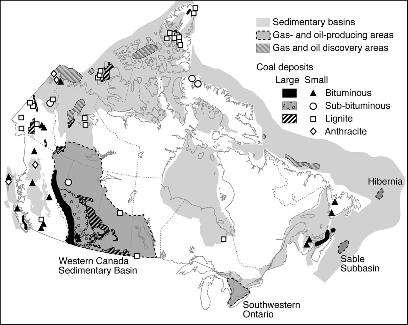 Canada's sedimentary basins