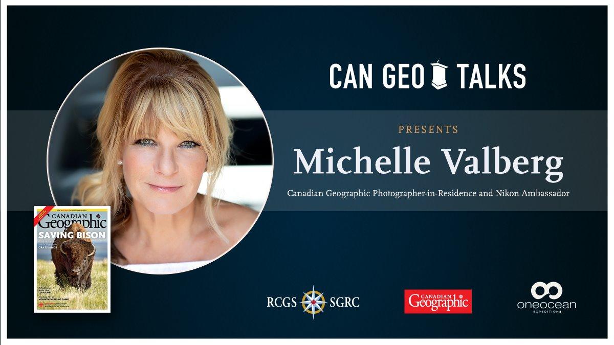 Michelle Valberg Ottawa event