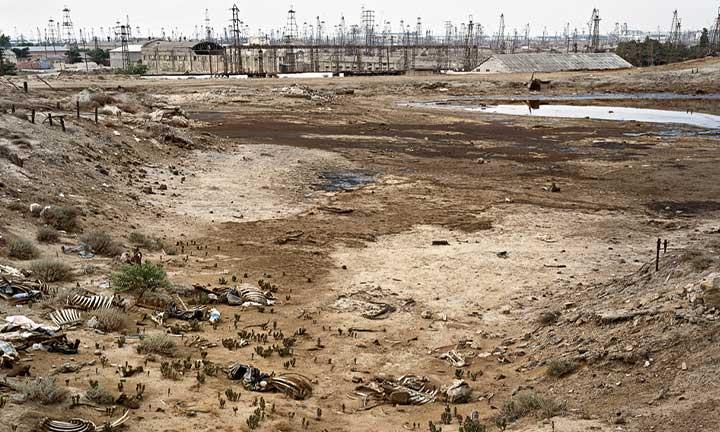SOCAR Oil Fields #10, Baku, Azerbaijan, 2006