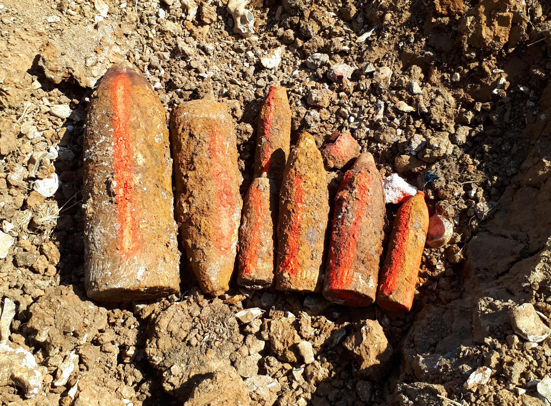 munitions vimy centennial park