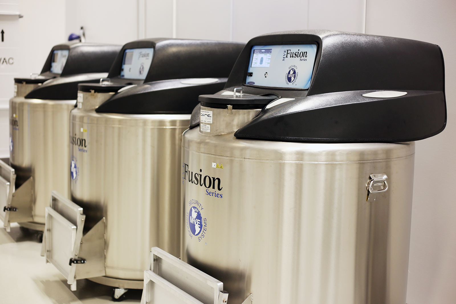 State of the art freezers for tissue samples