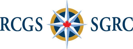 Royal Canadian Geographical Society Logo