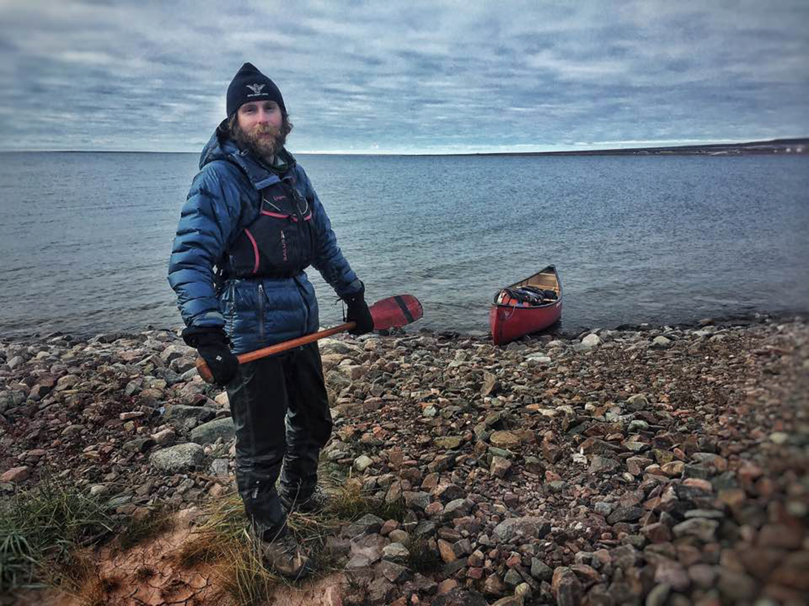 Exclusive: Adam Shoalts on his epic Trans-Canadian Arctic