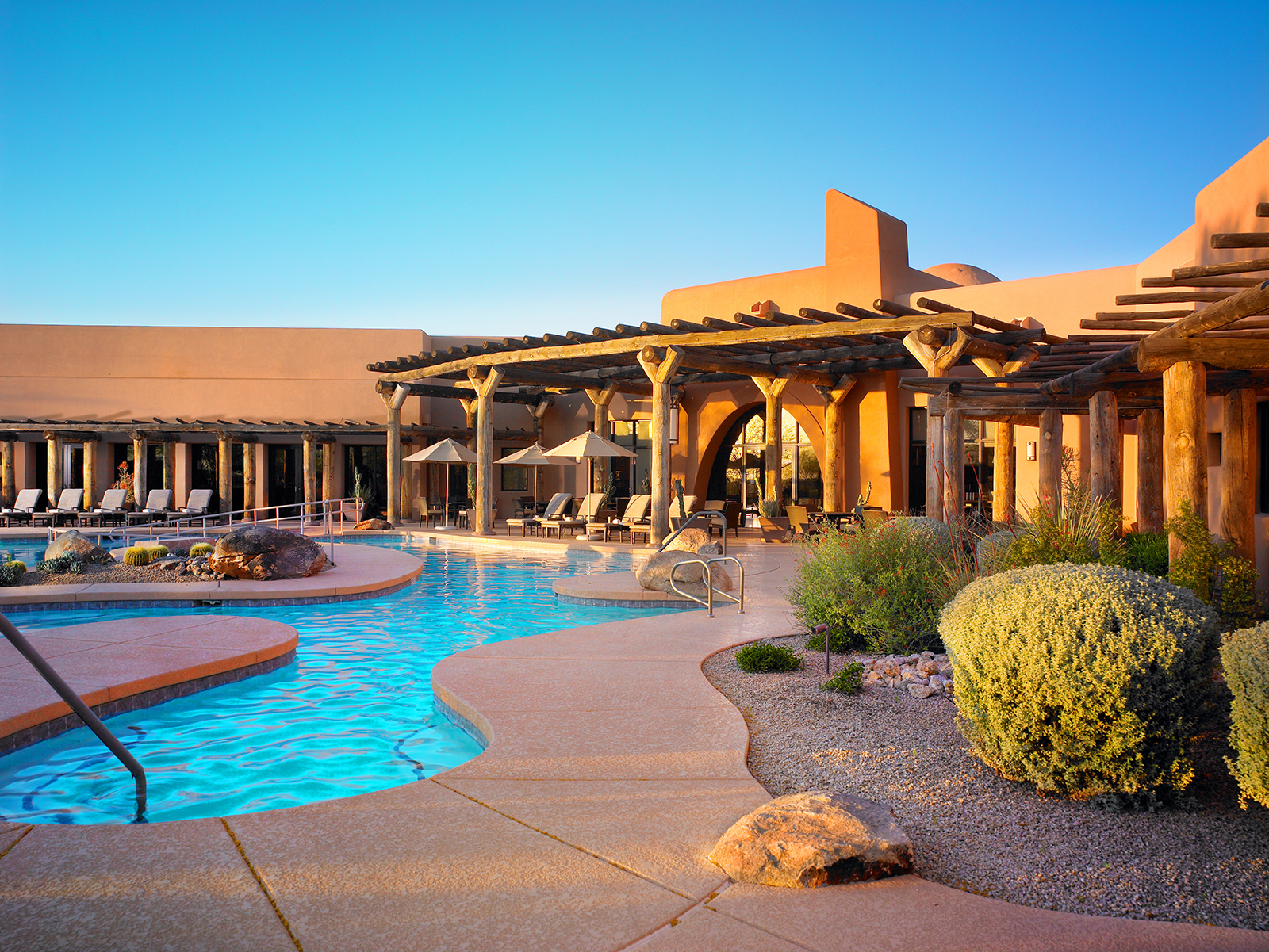 Aji Pool at Sheraton Grand Wild Horse Pass