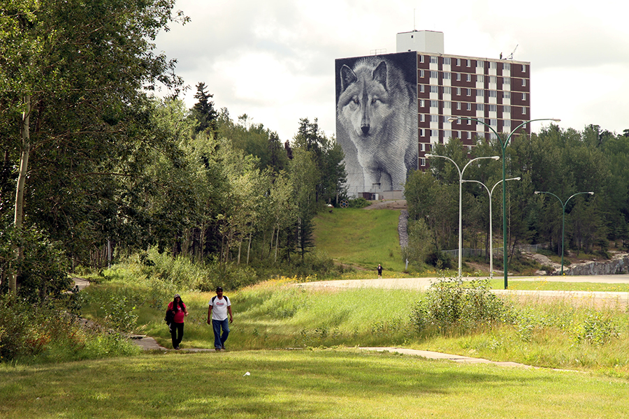 Could This Be The New Wolf Capital Of The World