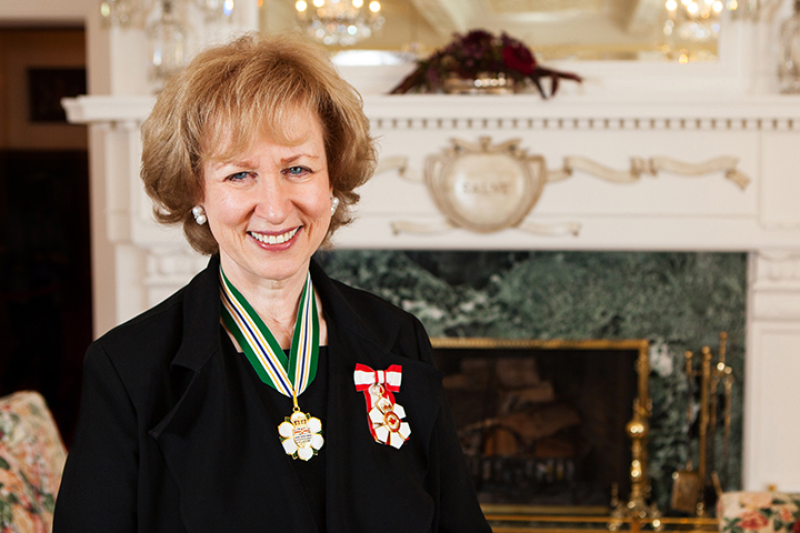a description of kim campbell canadas first female prime minister Kim campbell is the only woman to have served as canada's prime minister—so  far now, 25 years after her whirlwind term as prime minister,.