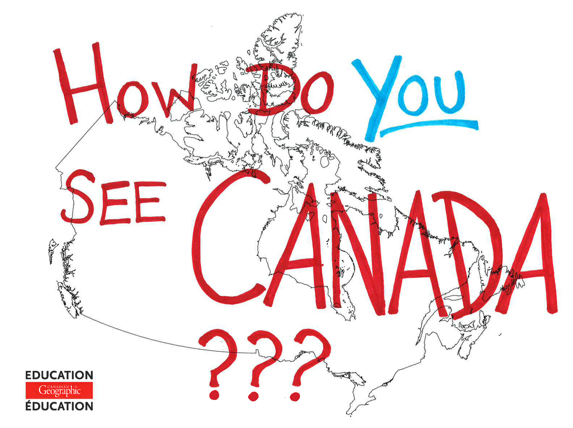 How Canadian Geographic Editors See Canada