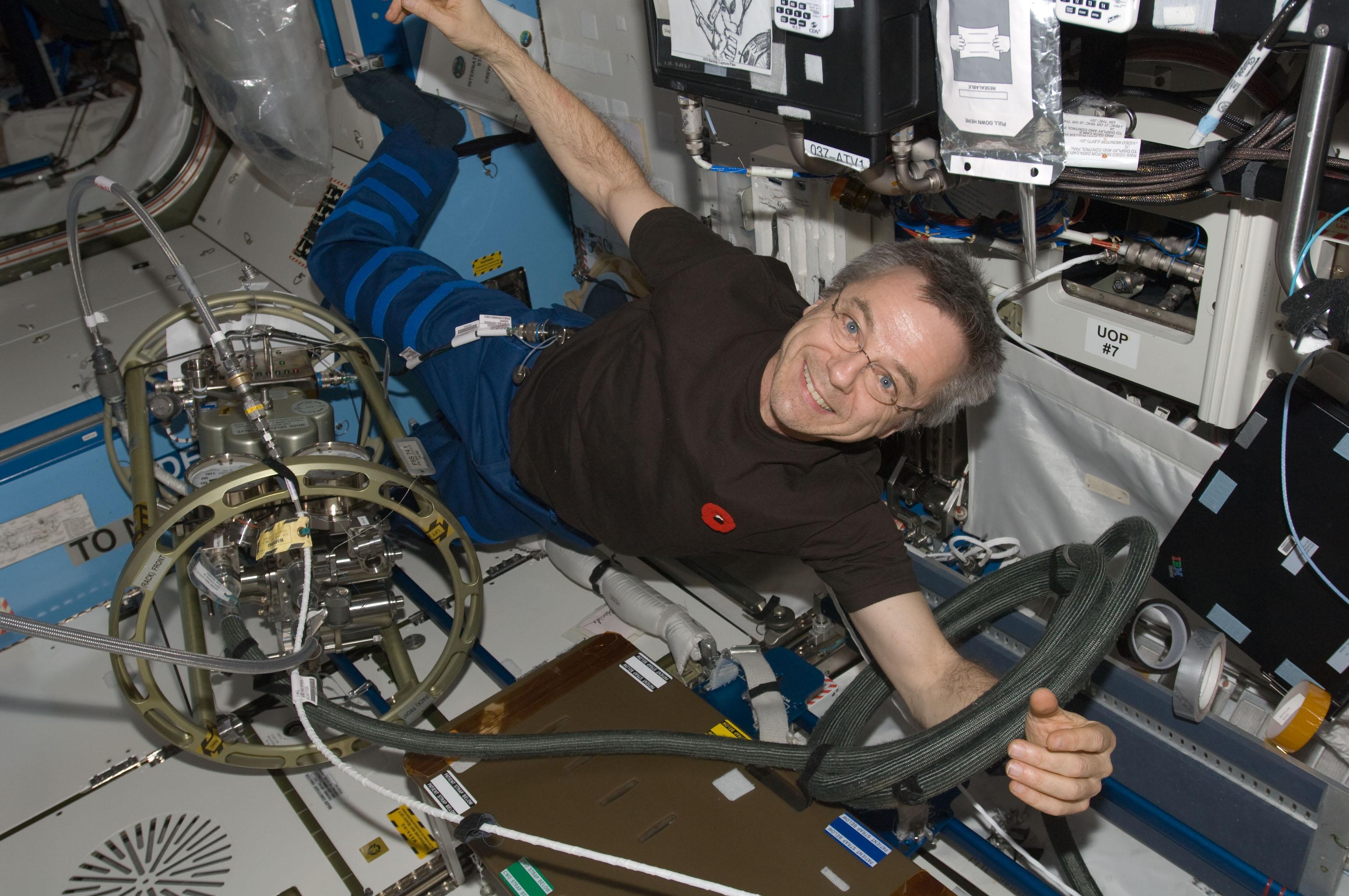canadian astronaut international space station - photo #20