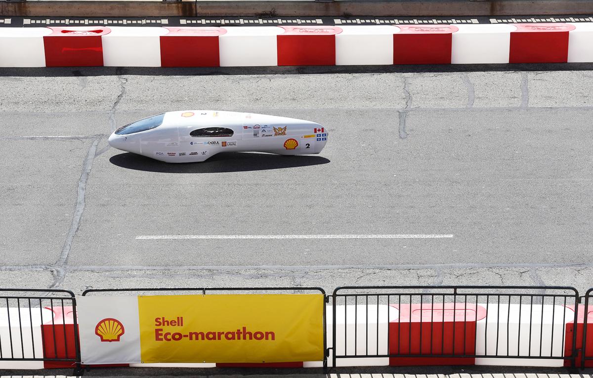 Canadian Teams Clinch Top Spots In 2016 Shell Eco Marathon