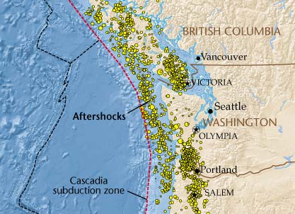 After Shock Earthquake And Tsunami Canadian Geographic