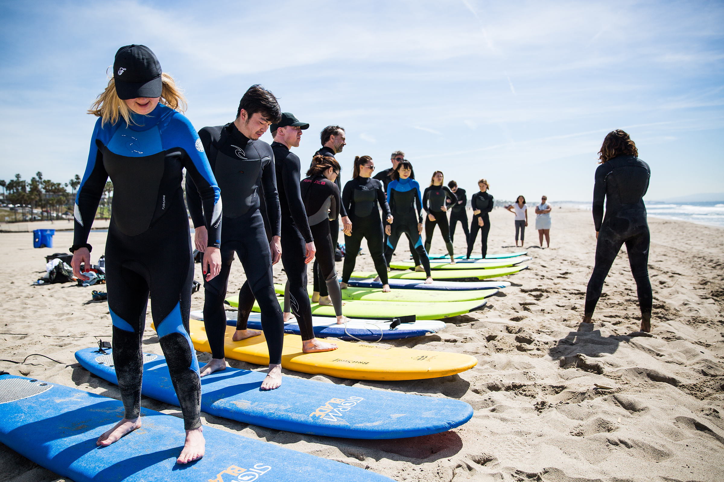 The Best Beginner-Surfer Beaches in California | Getaway USA