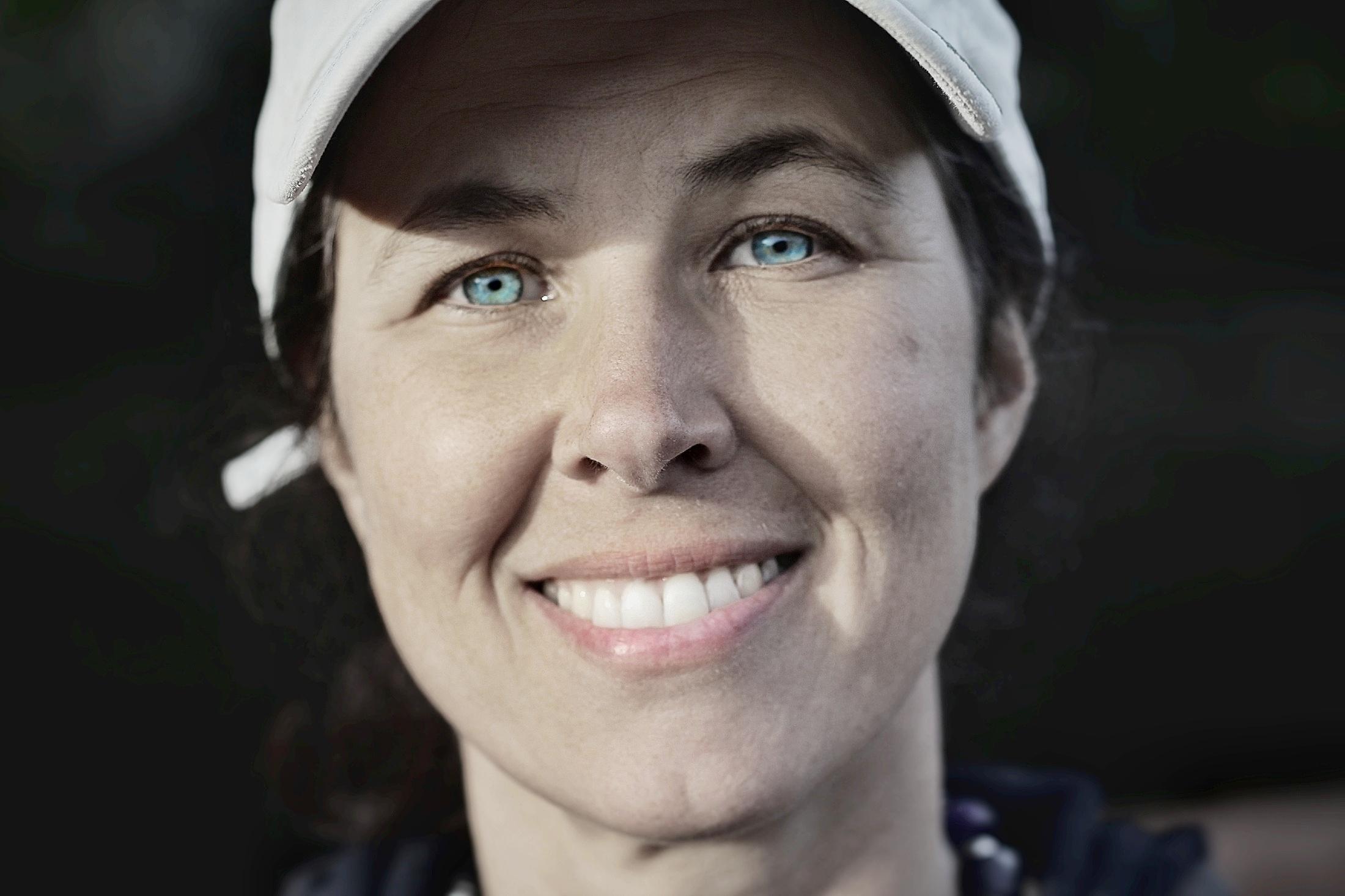 Survivalist Nikki van Schyndel
