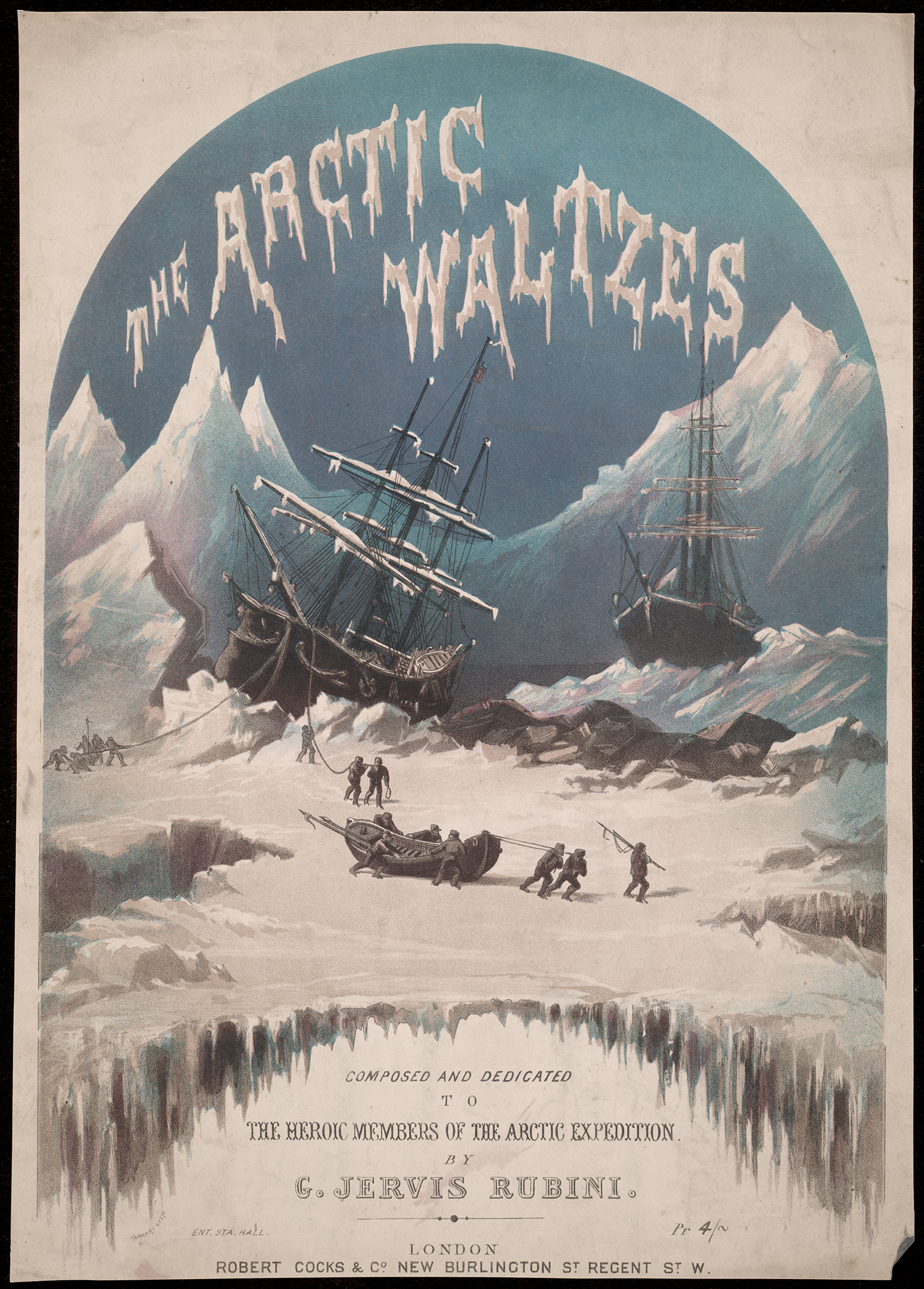 The Arctic Waltzes