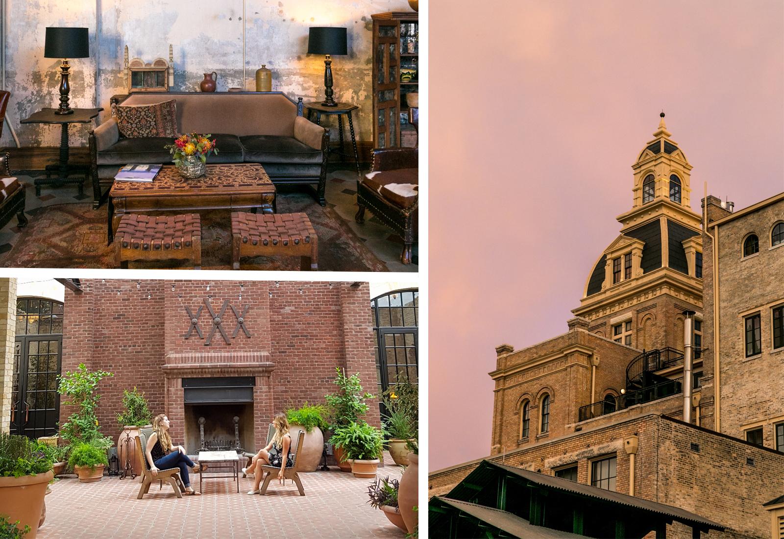 Hotel Emma Pearl Brewery San Antonio