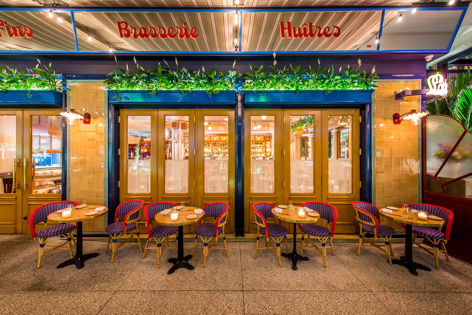 Le Zoo restaurant Bal Harbour