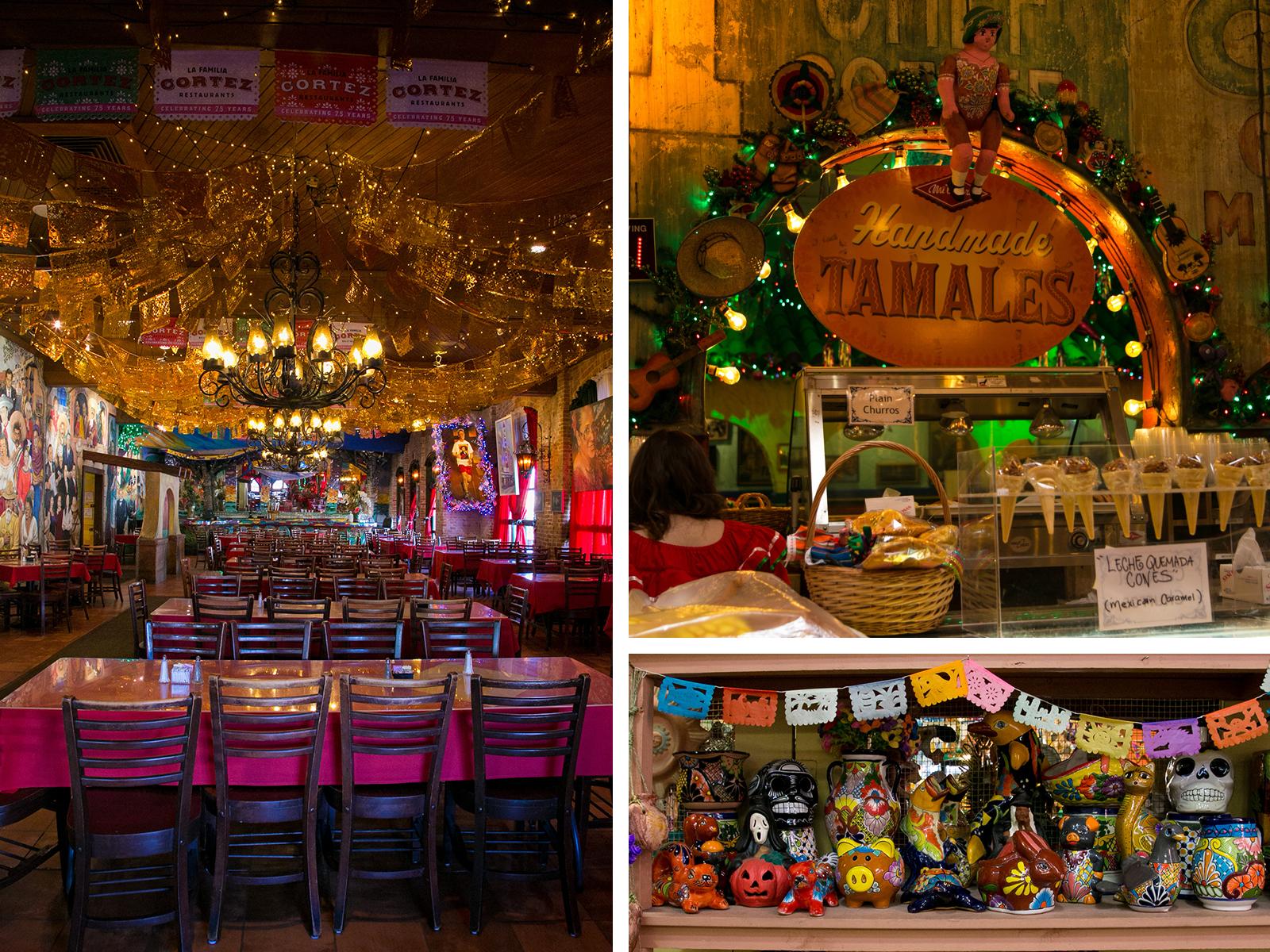 MiTierra bakery restaurant San Antonio Texas
