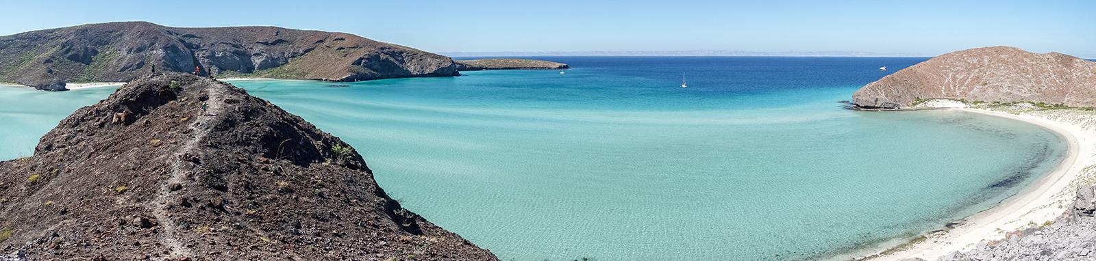 playa Balandra la paz