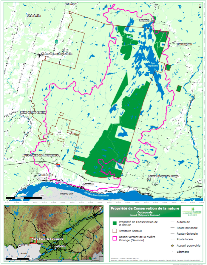 Nature Conservancy of Canada continues to expand protected areas