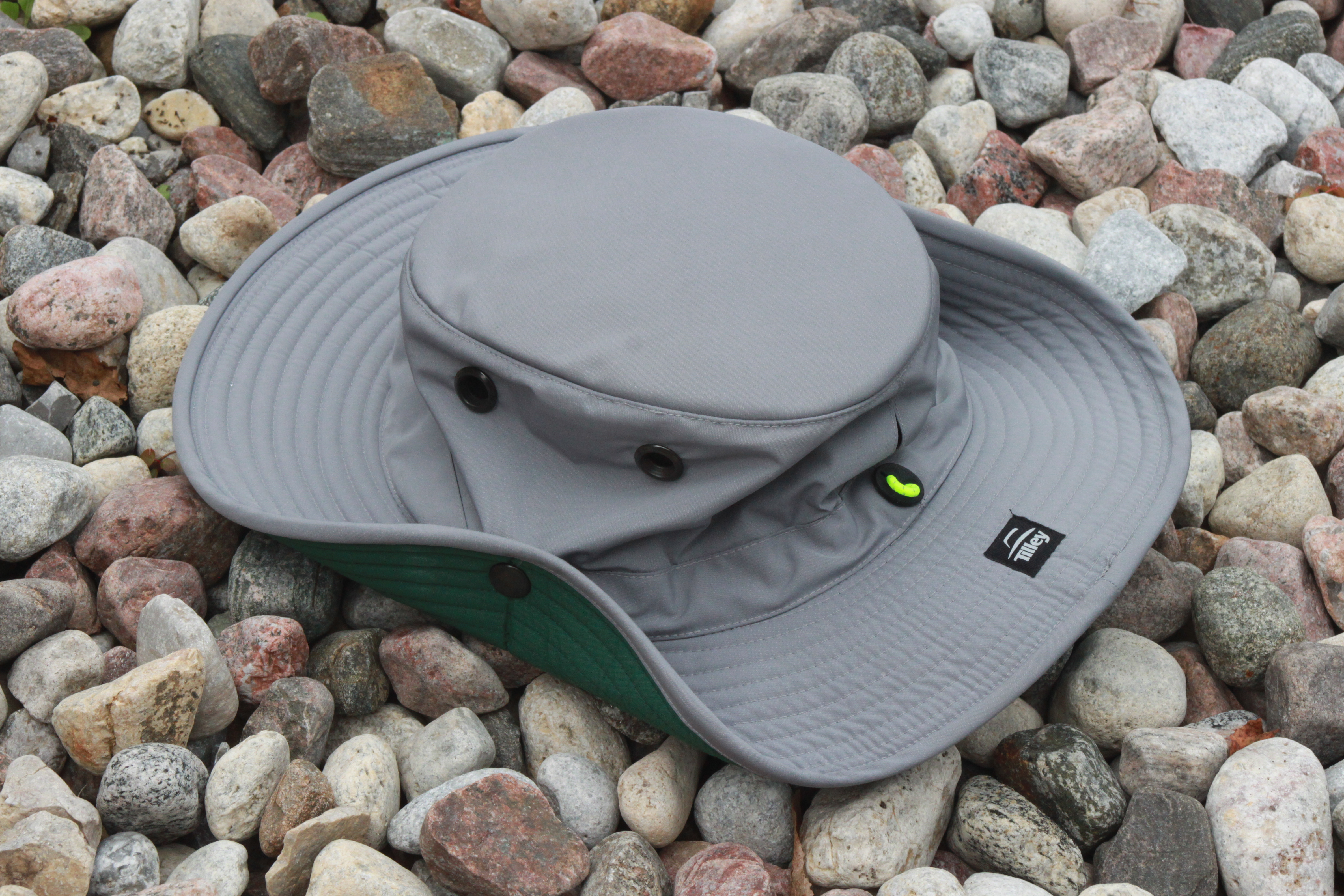 dec88d6ae Gear review: Tilley Paddler's Hat | Canadian Geographic