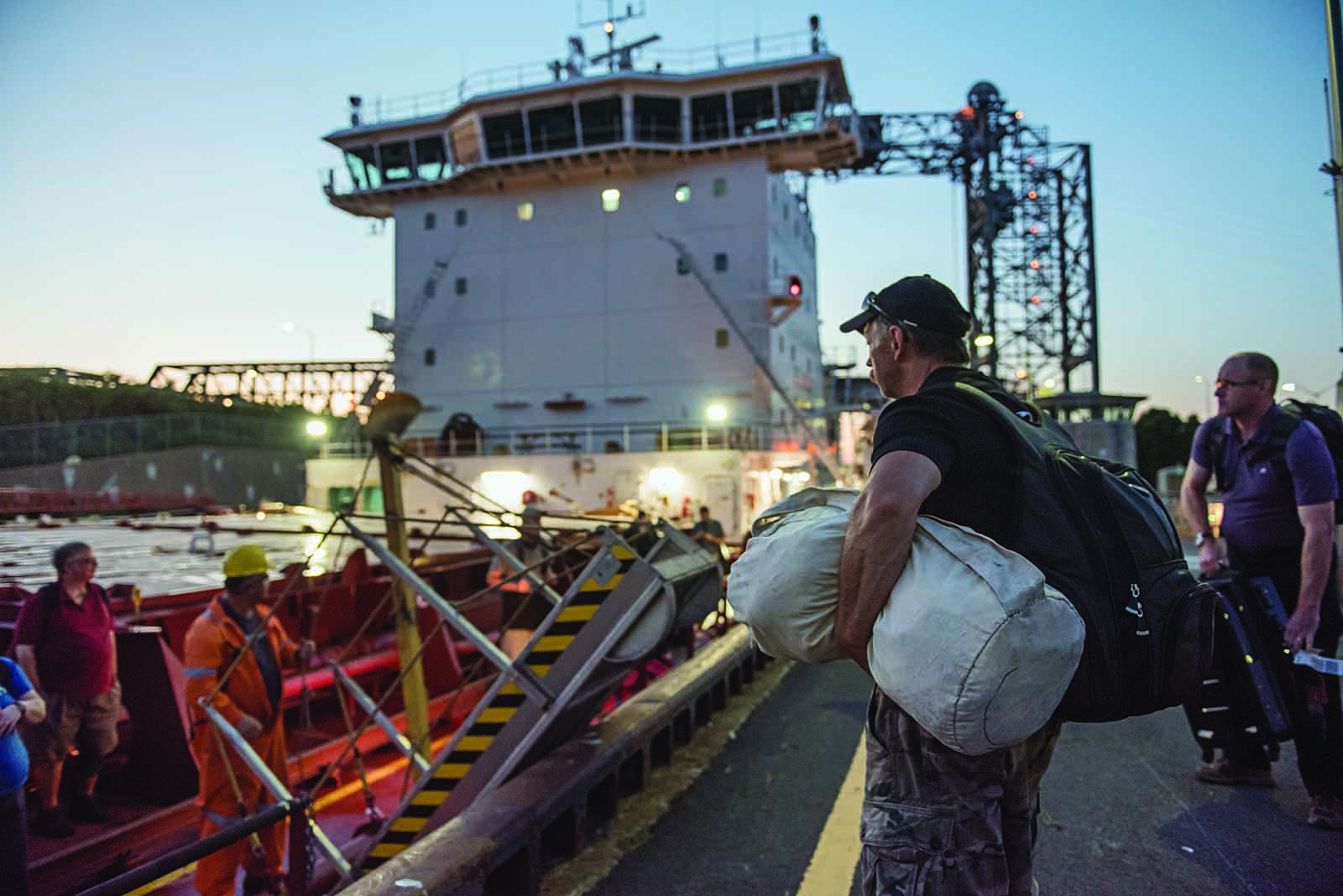 Titans of the Great Lakes | Canadian Geographic