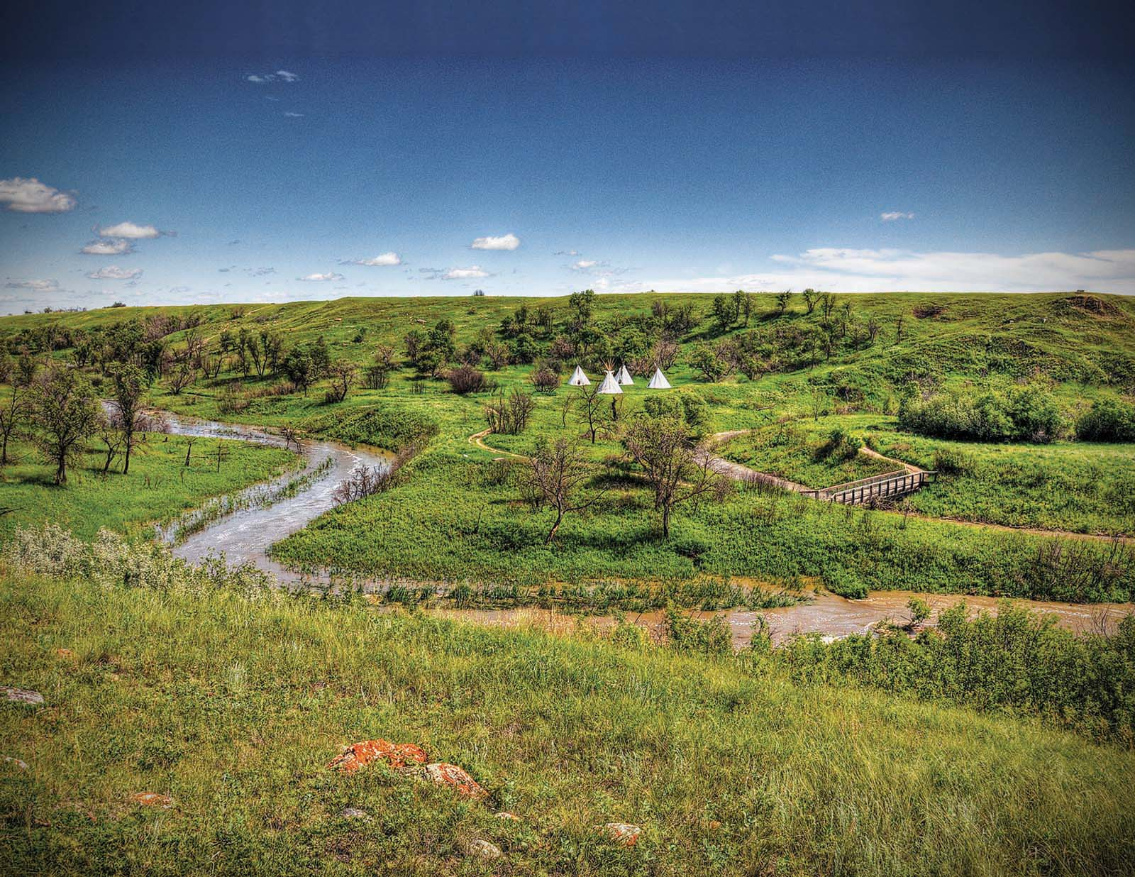 Connecting to 6,000 years of history at Wanuskewin Heritage Park ...