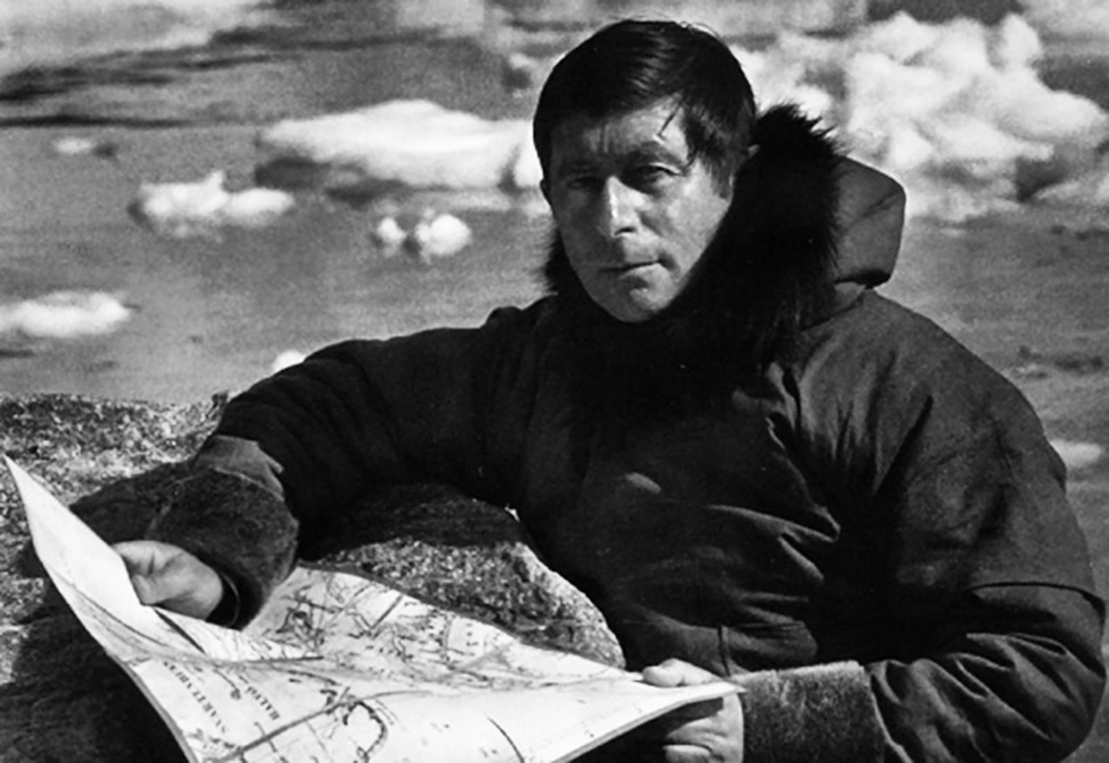 Explorer Knud Rasmussen