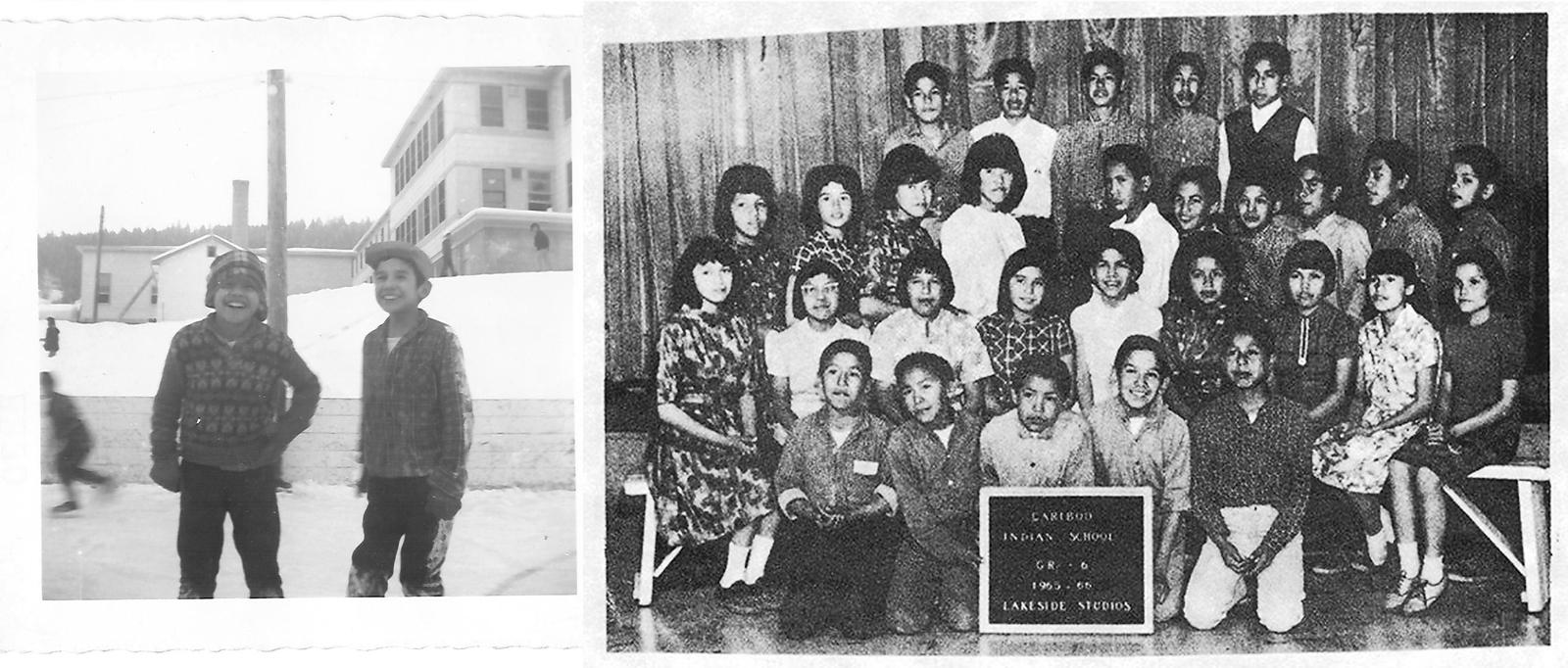 memories of residential school in british columbia