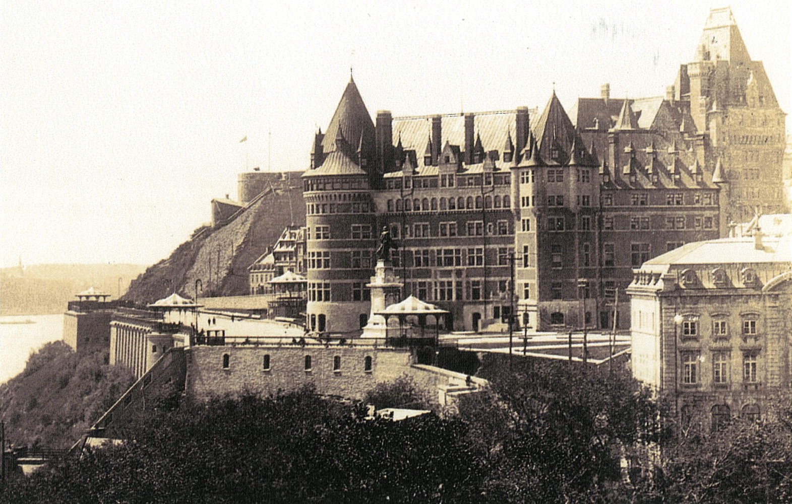 Chateau Frontenac 1893