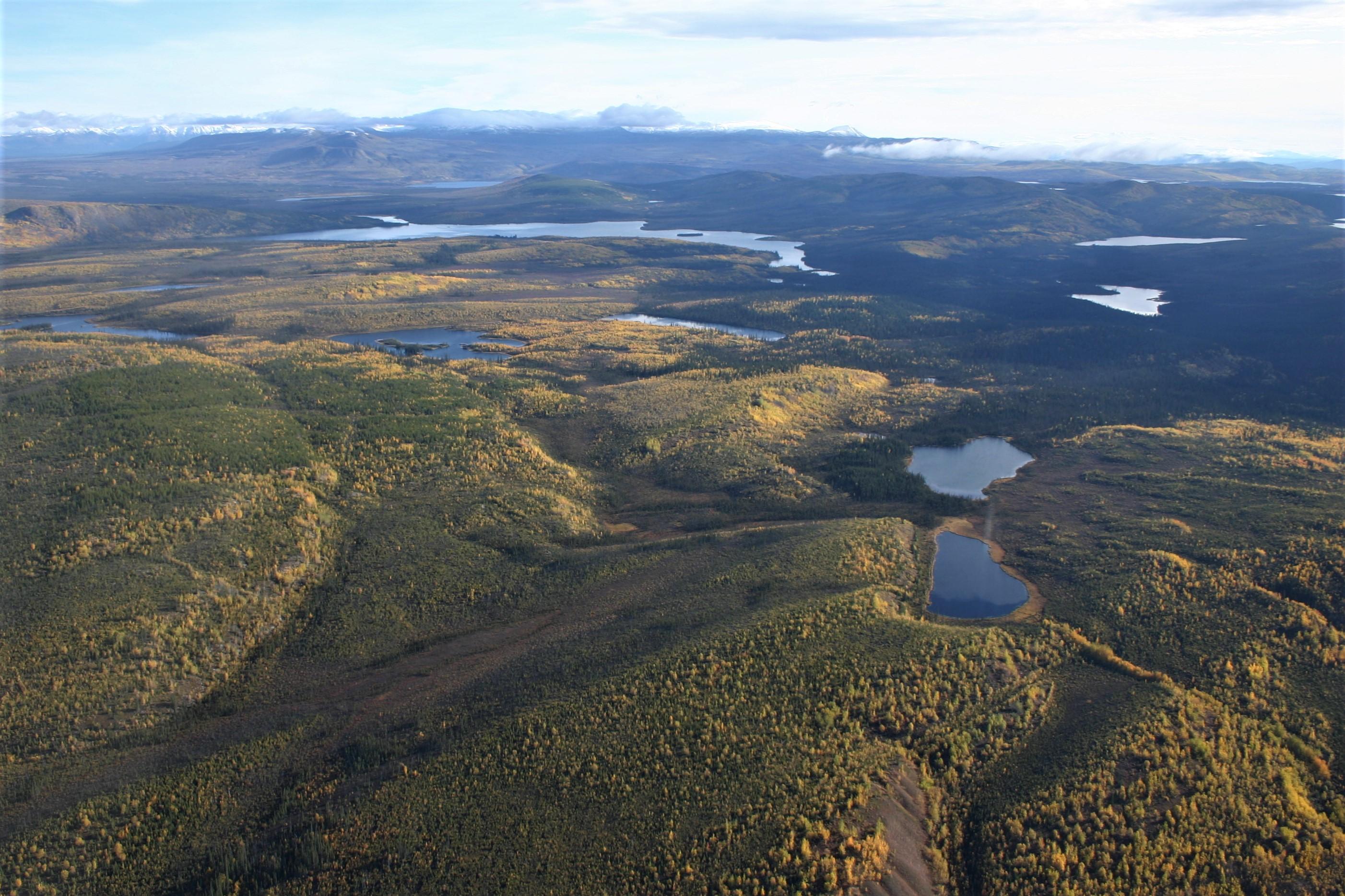yukon plateau lakes