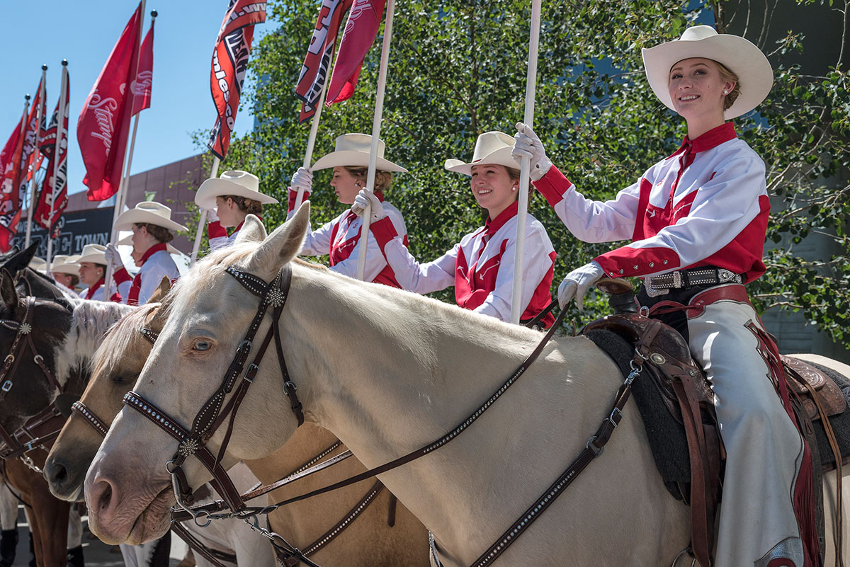 Photos The Calgary Stampede Celebrates 105 Years