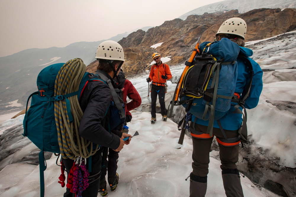 Welcome to climbing camp | Canadian Geographic
