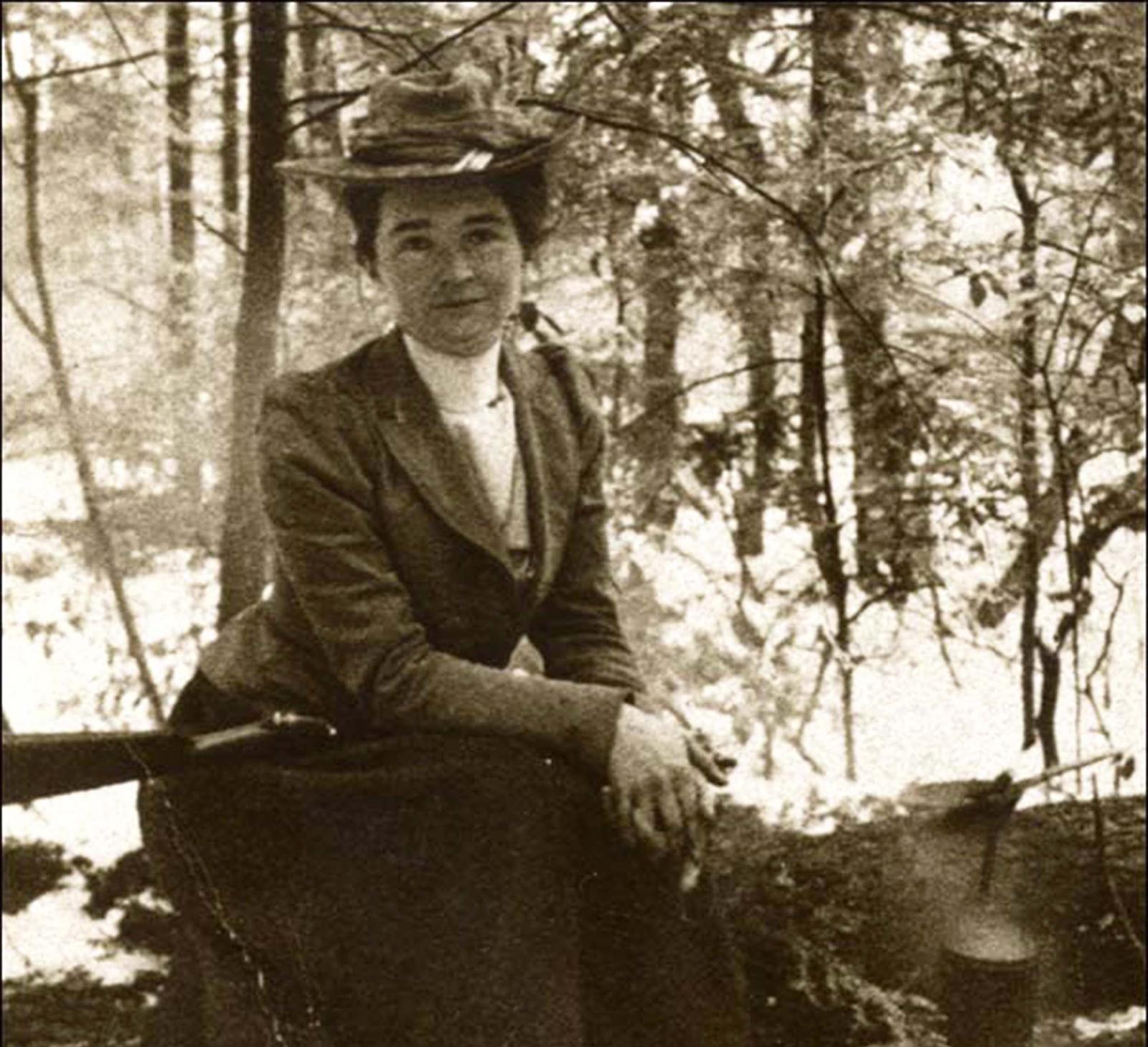 Mina Benson Hubbard