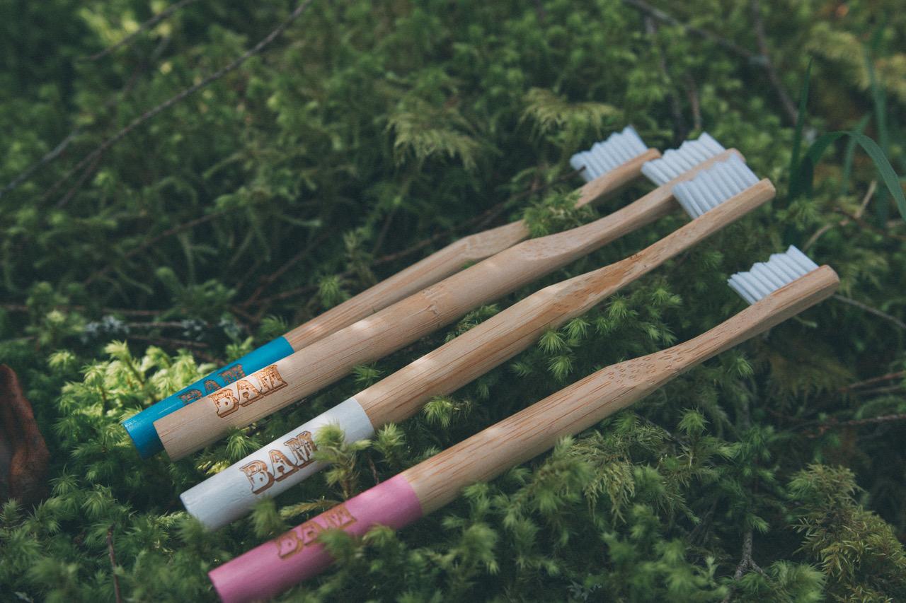 BamBrush Bamboo toothbrushes