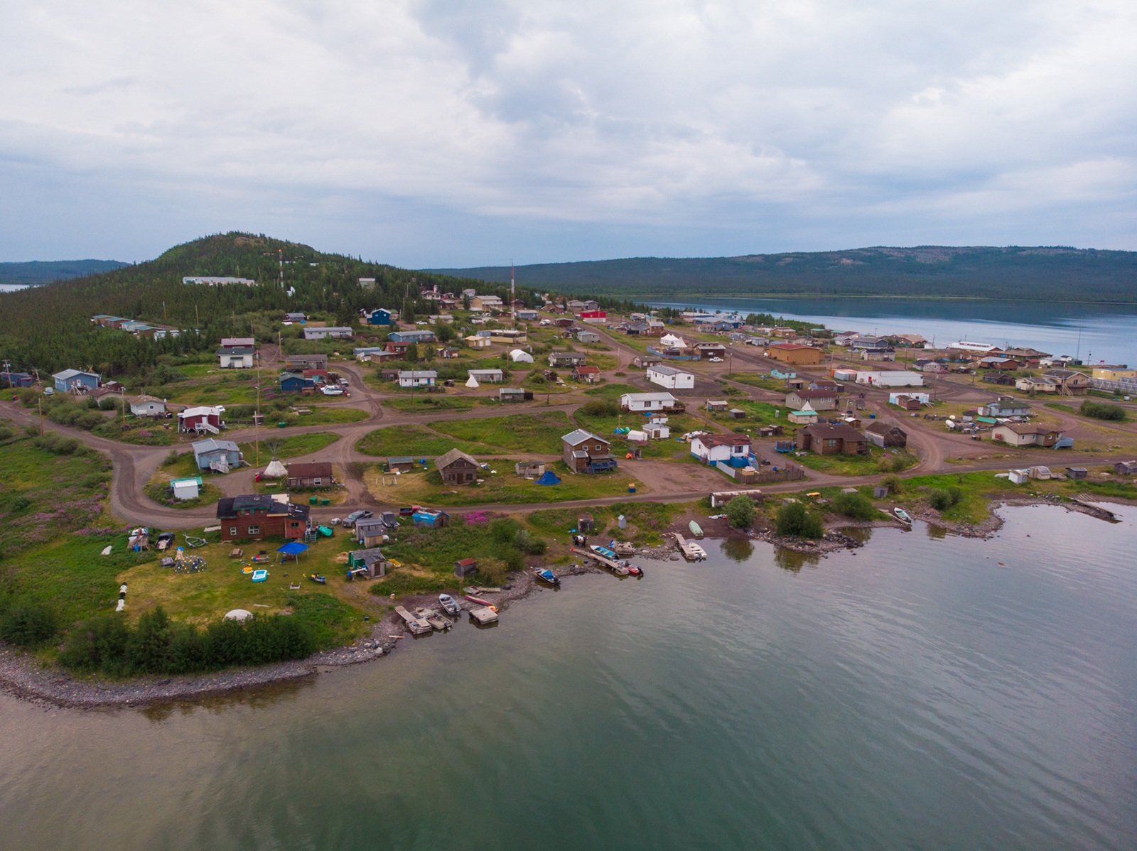 Lutselk'e, Northwest Territories