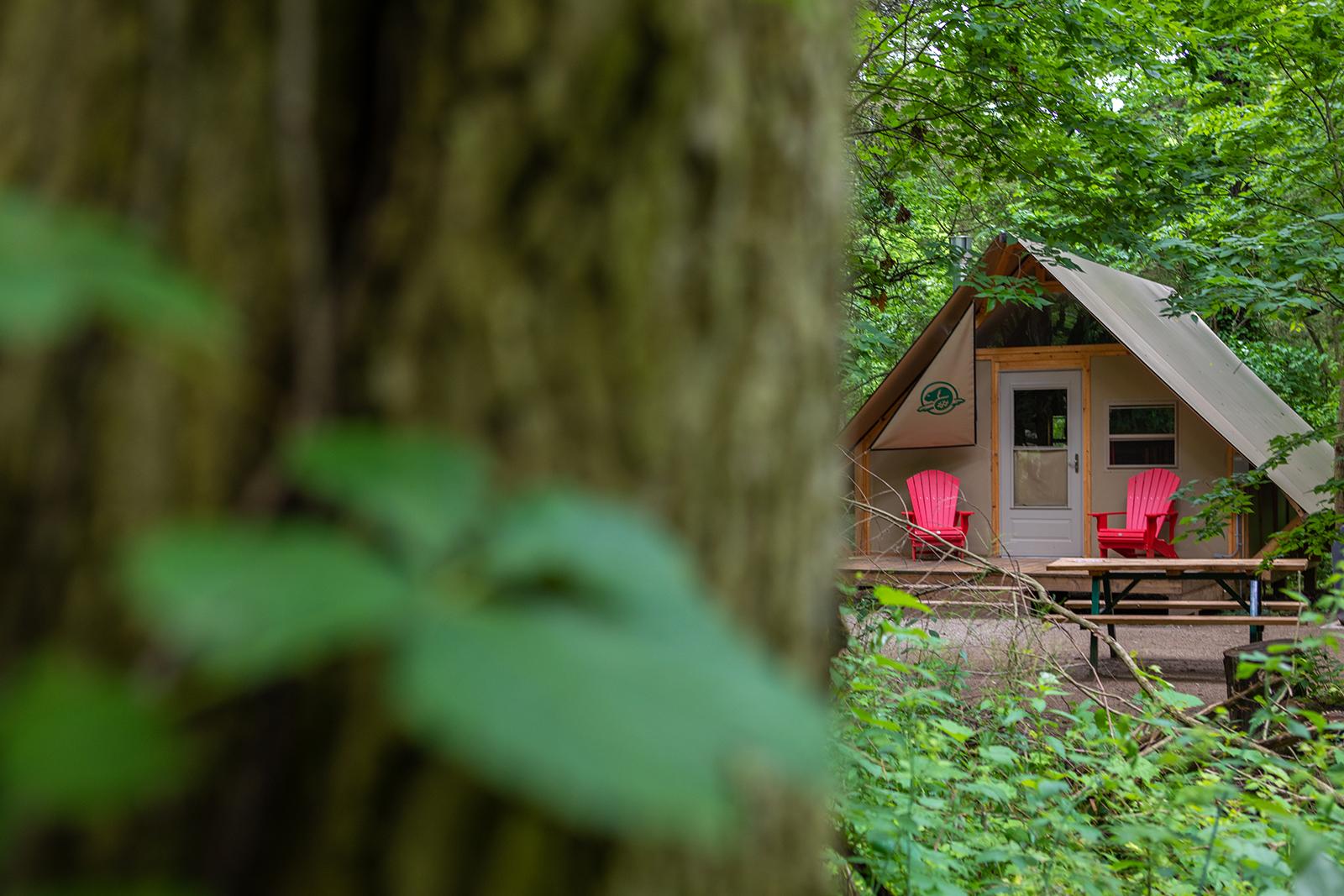 An oTENTik accommodation