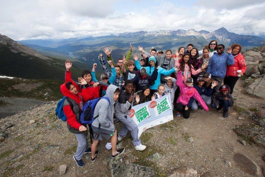 canada's coolest school trip