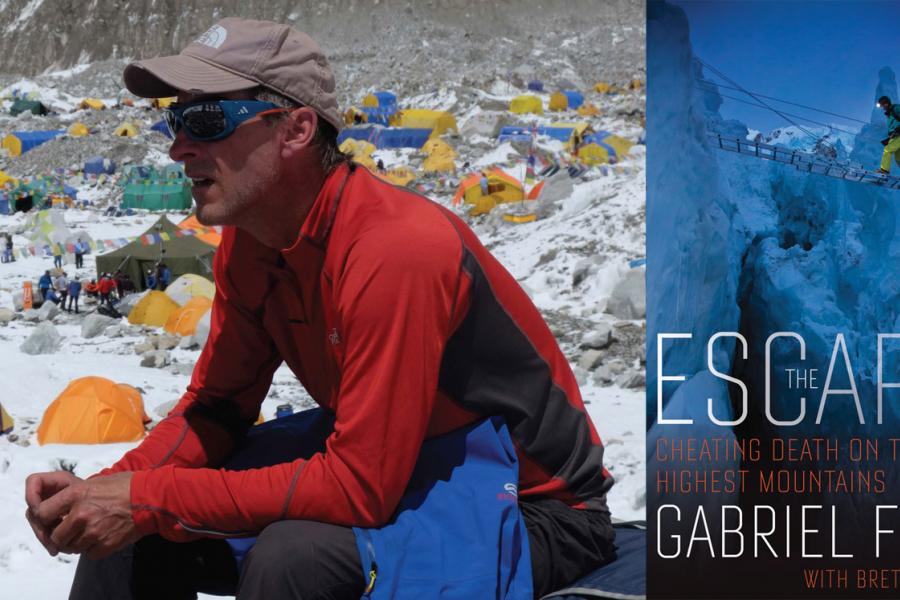 The escapist Nepal Earthquake Gabriel Filippi