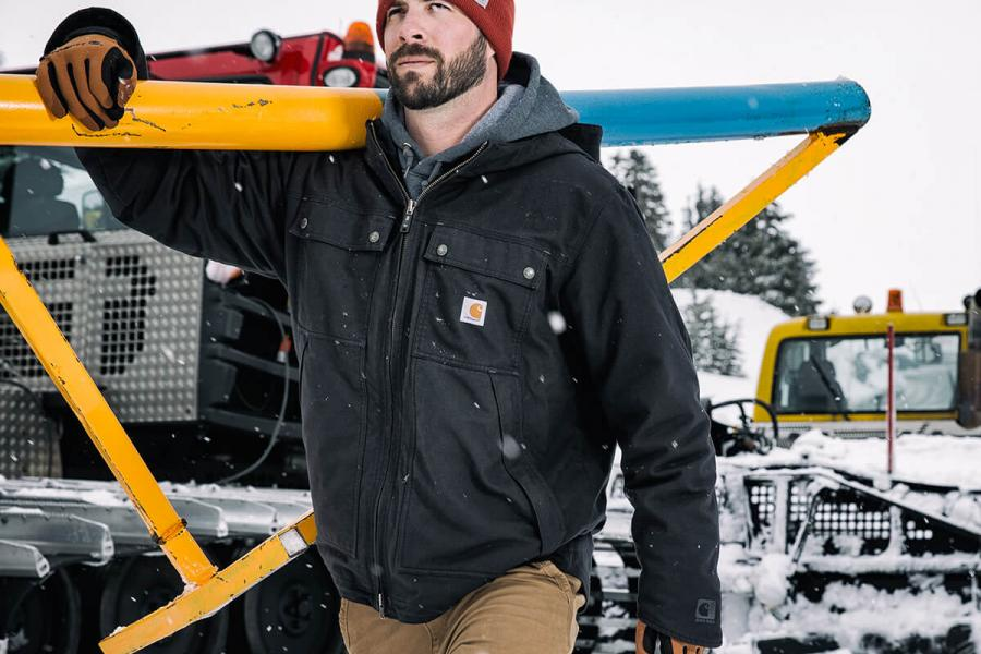 Carhartt Rockwall Jacket