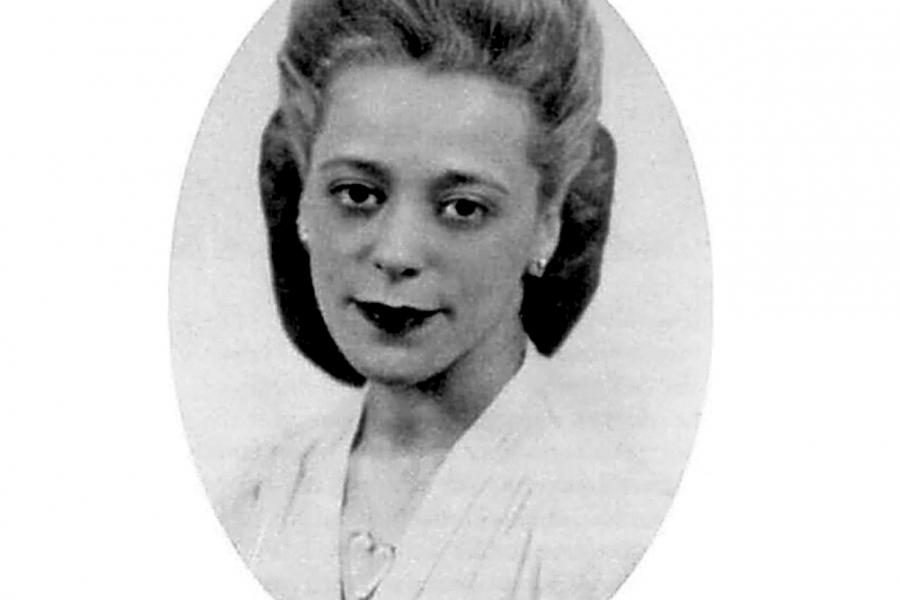 Portrait of Viola Desmond