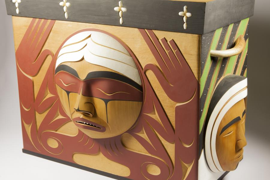 truth and reconciliation commission bentwood box