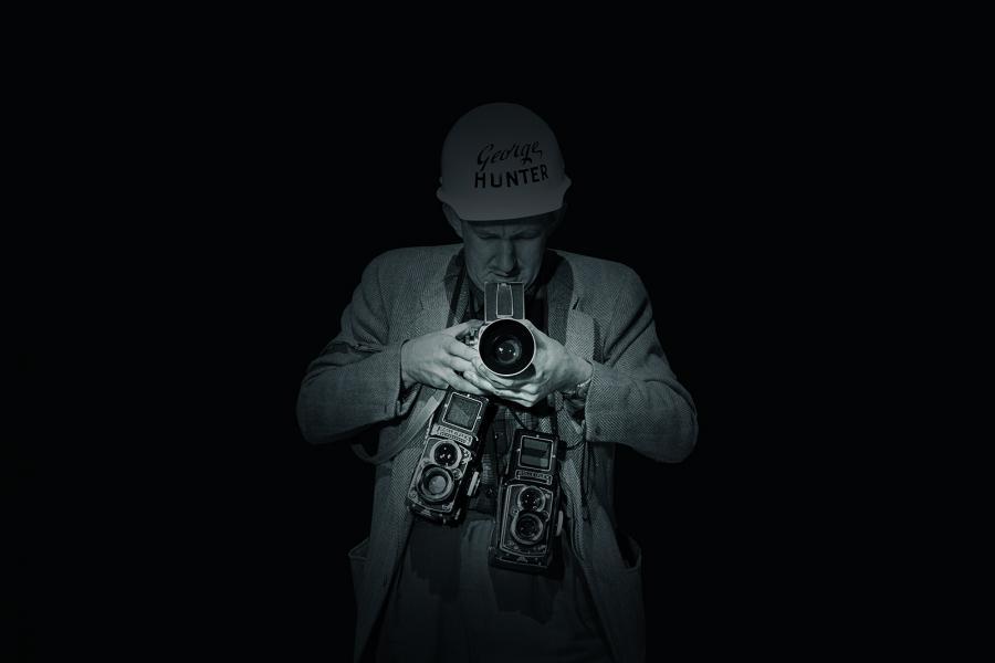 George Hunter, photographer