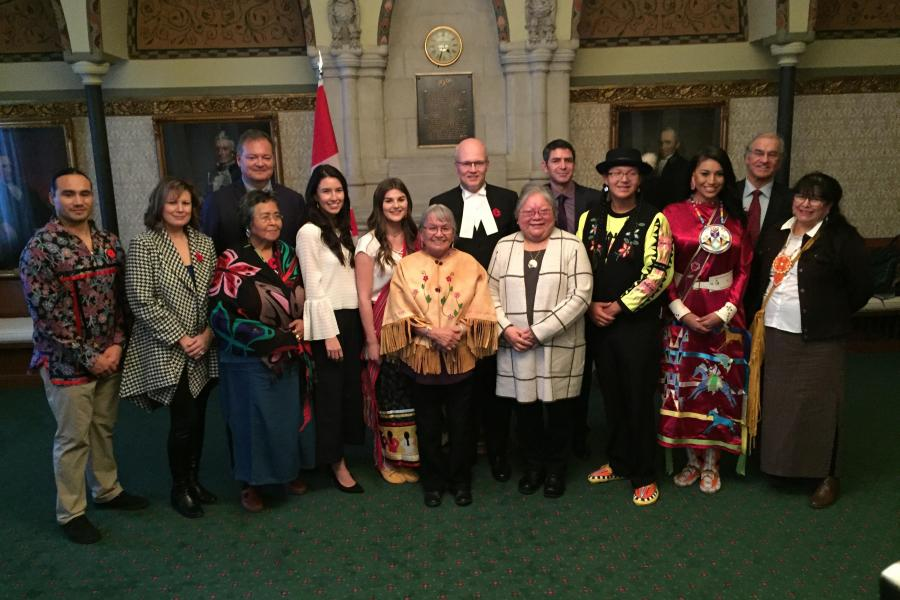 Indspire, award winners, Indigenous