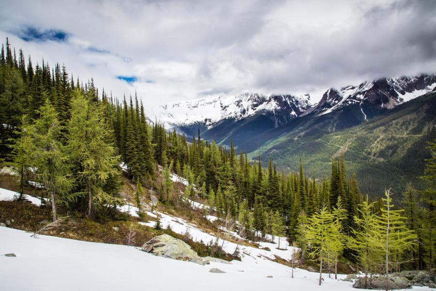 Jumbo Valley in the East Kootenays, site of a lengthy battle over a proposed ski resort