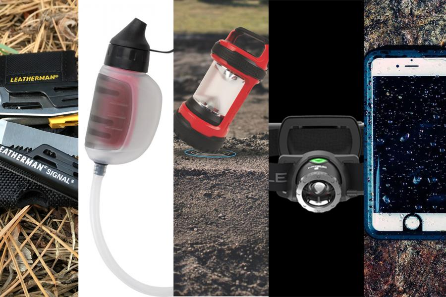 Great gear gifts for outdoor lovers