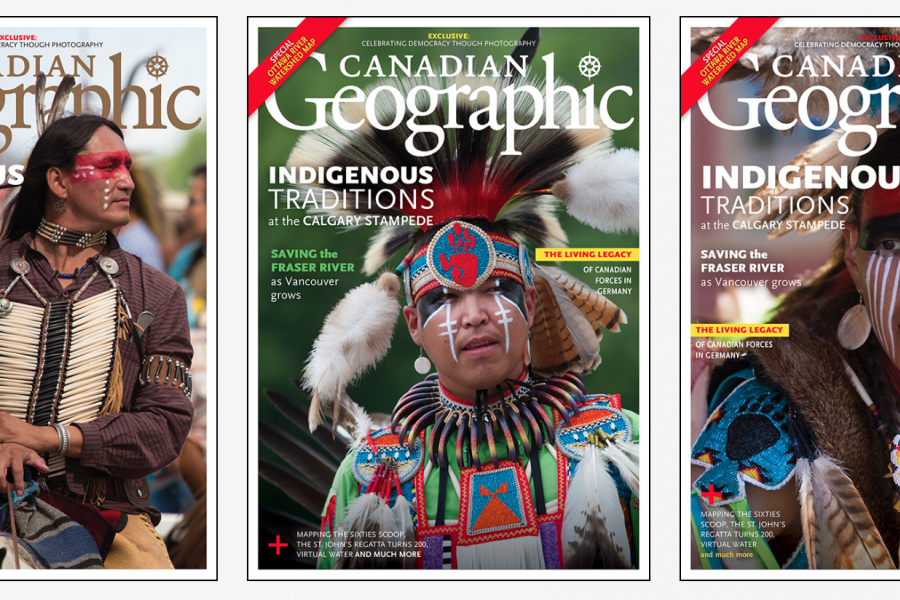Canadian Geographic July/August 2018 issue