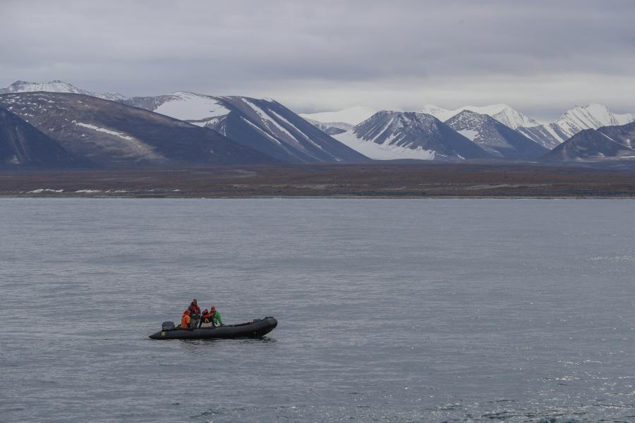 Zodiac, Baffin Island, Nova Zembla, ship wreck, discovery