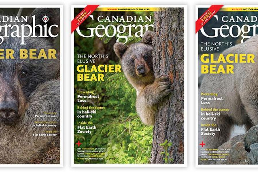 Canadian Geographic January/February 2019 issue
