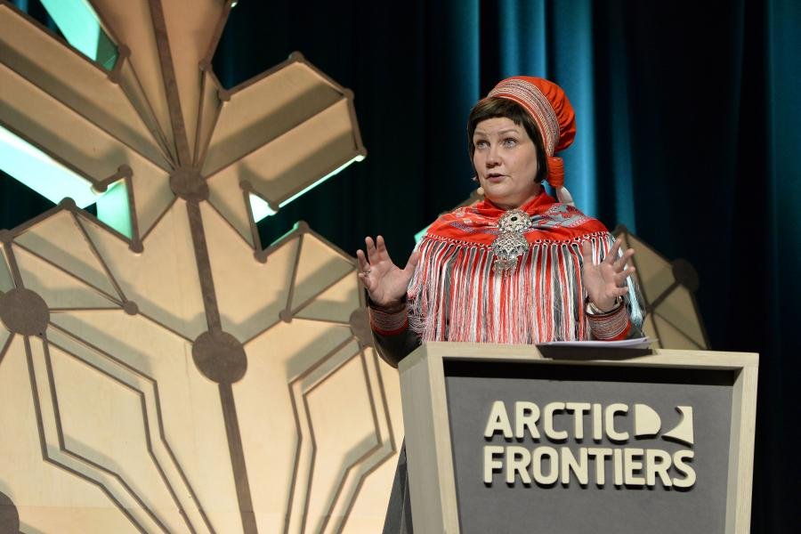 Arctic Frontiers conference 2019