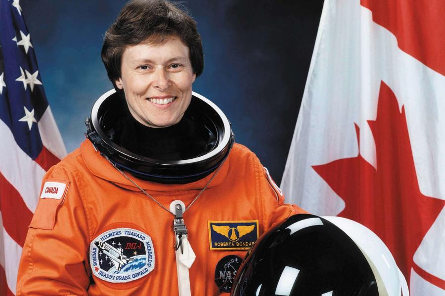 Dr. Roberta Bondar official photo