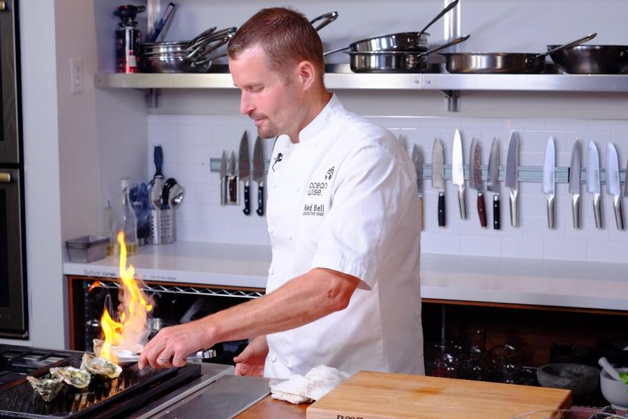 chef Ned Bell